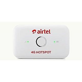 Huawei E5573S-606 Airtel 4G-Lte Wifi Data Card (White)