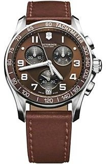 Victorinox Quartz Brown Dial Women Watch-241498