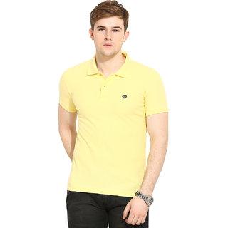 Duke Duke Stardust Spectra Yellow T-Shirt For Men