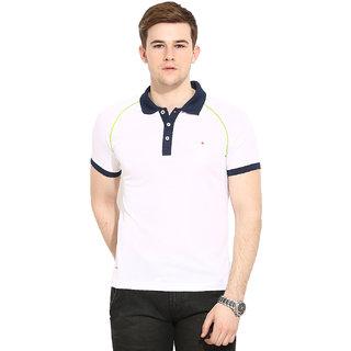 Duke Duke Stardust White T-Shirt For Men