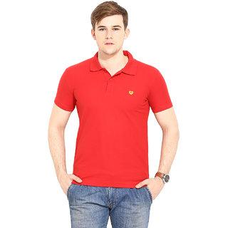 Duke Duke Stardust True Red T-Shirt For Men