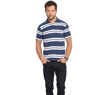 Duke Duke Stardust Navy Mix T-Shirt For Men