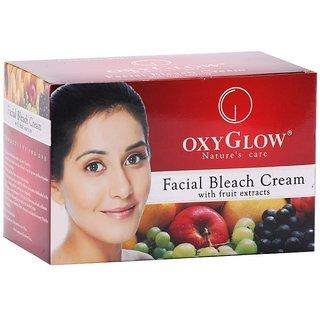 OxyGlow Facial Bleach Cream