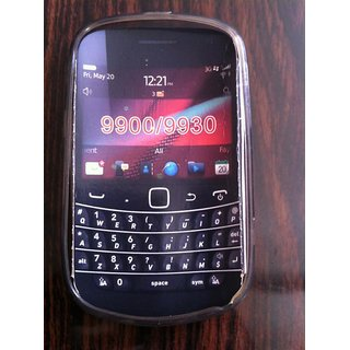 Soft Jelly Silicone Back Cover Case Fr Blackberry Bold Touch