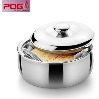 POGO Bellina Casserole 1500ML with Steel LID
