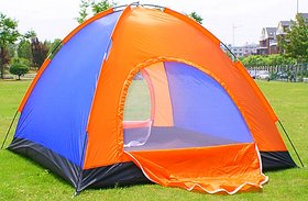 PICNIC HIKING CAMPING PORTABLE TENT FOR 8-9 PERSONS