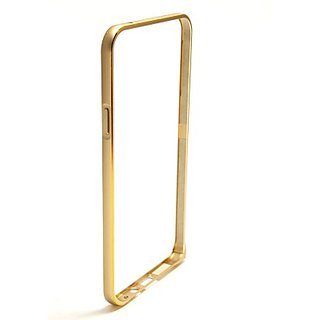 BKT Metal Bumper Plus Acrylic Mirror Back Cover Case For Samsung Galaxy J5