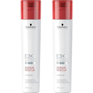 Repair Rescue Shampoo (250 Ml) (Pack Of 2)
