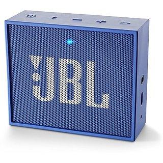 Jbl go wireless speaker with 1 year manufacturing warranty ( Blue)
