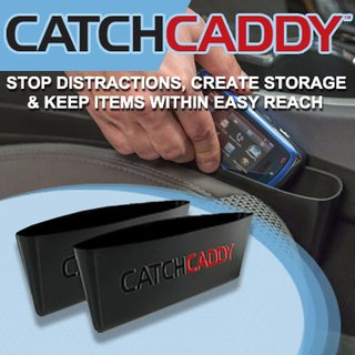 Catchin24 Catch Caddy Internal Storage Organizer for Car Organizer