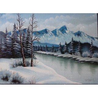 Rainbow Arts & Painting Nature Painting