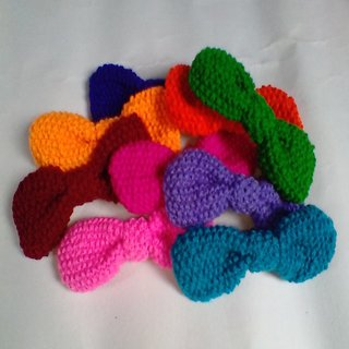 hair bow clip pack of 2