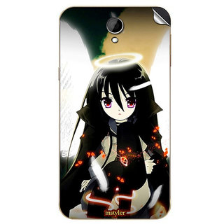 instyler Mobile Skin Sticker For Xolo A500Club