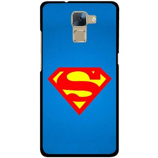 Snooky Designer Print Hard Back Case Cover For Huawei Honor 7