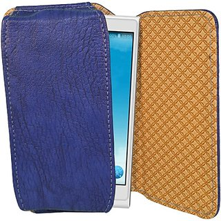 Totta Pouch for ZTE Grand X Plus         (Blue)
