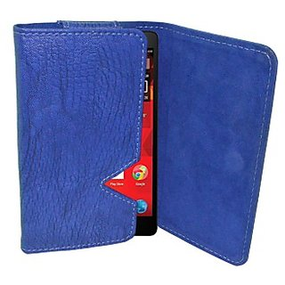 Totta Wallet Case Cover for Fly F41s         (Black)