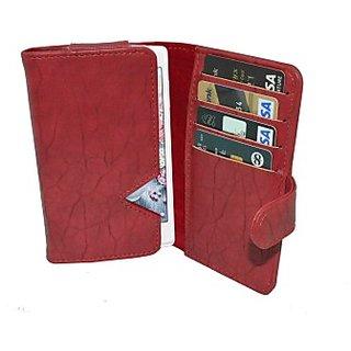 Totta Wallet Case Cover for Oppo N1 32 GB         (White)