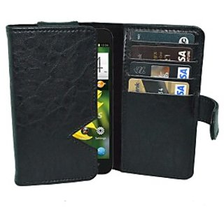 Totta Wallet Case Cover for ZTE Grand S II         (White)