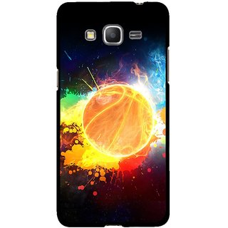 Snooky Designer Print Hard Back Case Cover For Samsung Galaxy Core Prime