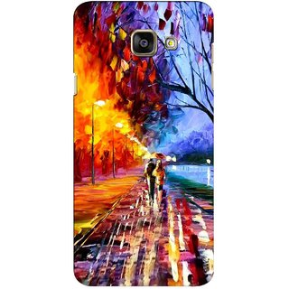Snooky Digital Print Hard Back Case Cover For Samsung Galaxy A5