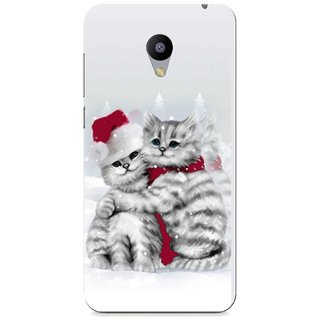 Snooky Digital Print Hard Back Case Cover For Meizu m2