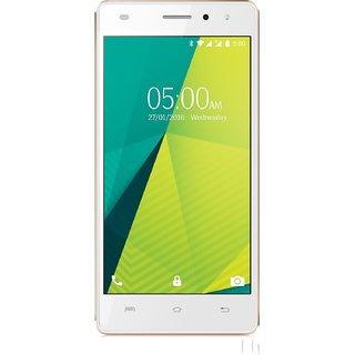 Lava X11 4G White-Gold