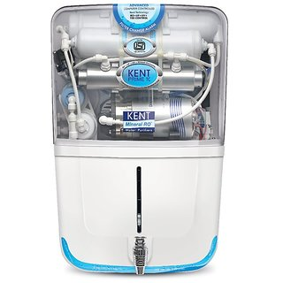 Kent Prime TC RO+UV+UF withTDS Controller Water Purifiers - 9...