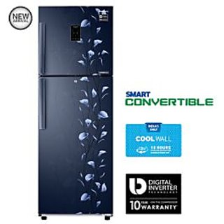 Samsung RT37K3993UZ  340L Double Door Refrigerator (Available in Delhi NCR Only )