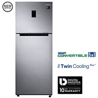 Samsung RT39K50681J 394L Double Door Refrigerator2 (Available in Delhi NCR Only )