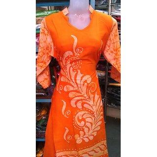 Batik Print Kurti 11