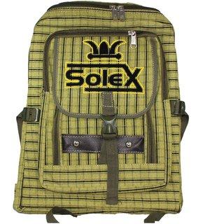 16b8a5fb85 Paramveer Elegance Canvas Multicolour School Bag For Boys Girls PSSB-348