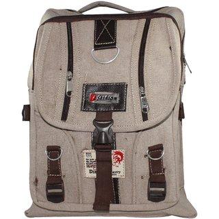 139b10e9dc Buy Paramveer Elegance Canvas Multicolour School Bag For Boys Girls  PSSB-340 Online - Get 48% Off