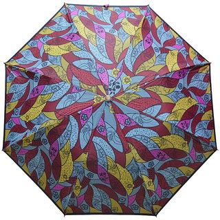 Fendo 2 Fold Auto Open colorful Umbrella for Women 400123C