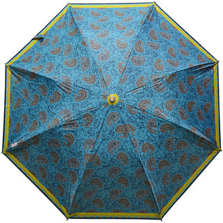 Fendo 2 Fold Auto Open monsoon Umbrella for Women 400123F