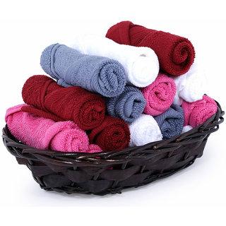 Face Towels - Set of 15