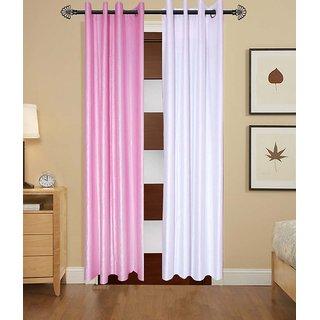 ShopSince Stylish Door Curtain Set of 2