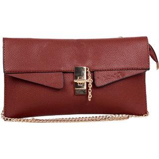 TrendBerry Brown Sling Bag TBSB(BR)025