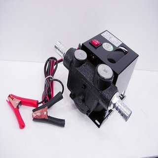 ZXYB-80 DC Oil Transfer Pump Powered By 12V With Self Priming. (CHINA)