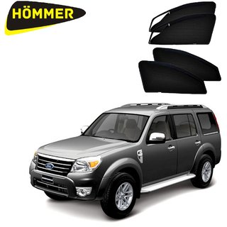 3309001feaa3 HOMMER UV Magnetic Sunshade Car Curtain with Zipper for Ford Endeavor Old
