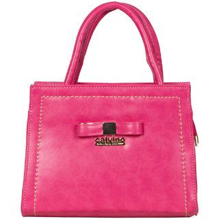 Calvino Pink handbag CAL-7825PINK