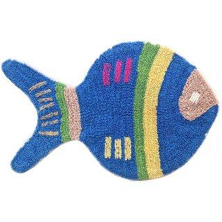 MODERN-HOMES Fish Design Bath MMat