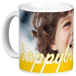 Giftcart-Personalised Sunshine Birthday Mug