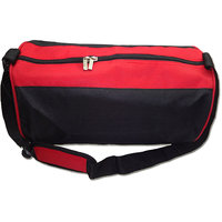RednBlack Gym Bag with Shoe Section