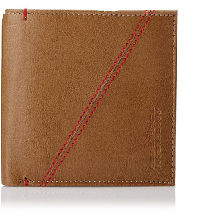 American Tourister Tan Mens Wallet