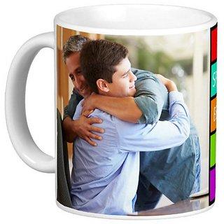 Giftcart - Personalised Love You Dad Mug