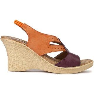 Liberty WomenS Purple Casual Sandals