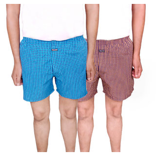 Pegaso Relax Mens Boxer (Pack Of 2)
