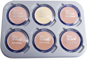 Combo Of 6 PC Pan Cream Set 1