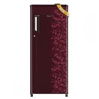 Whirlpool 205 IM Power Cool ROY 5S Direct-cool Single-door Refrigerator (190 Ltrs, 5 Star Rating, Wine Fiesta)