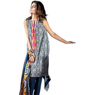 Pulp Mango Media Pakistani Designer Style Dress Materials PM1288